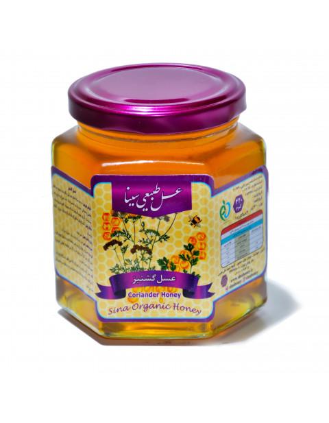 عسل گشنیز 500 گرمی
